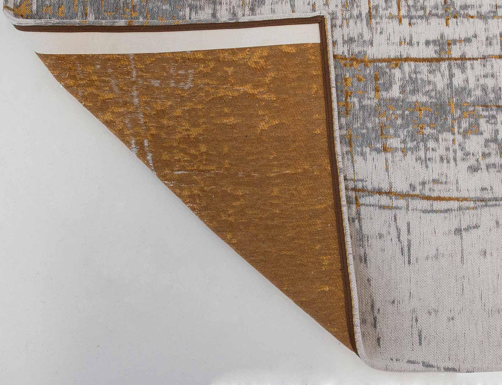 teppich Louis De Poortere LX 8419 Mad Men Griff Columbus Gold back