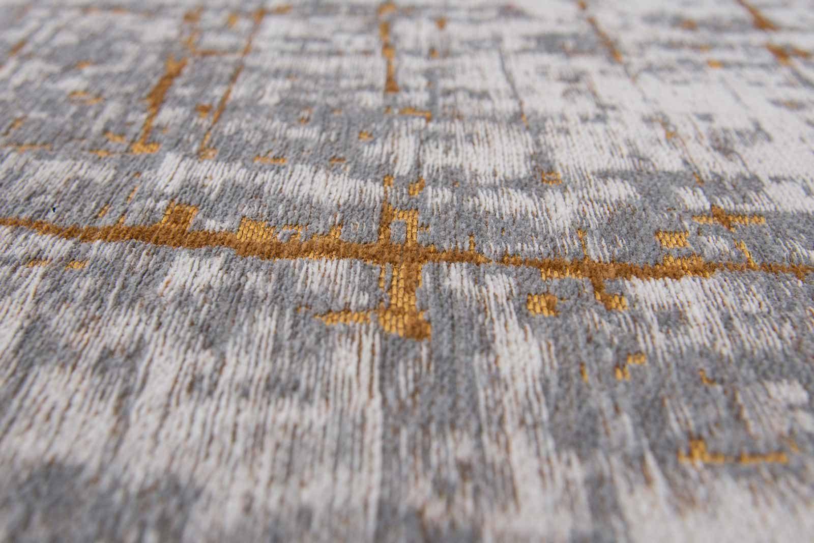 teppich Louis De Poortere LX 8419 Mad Men Griff Columbus Gold zoom