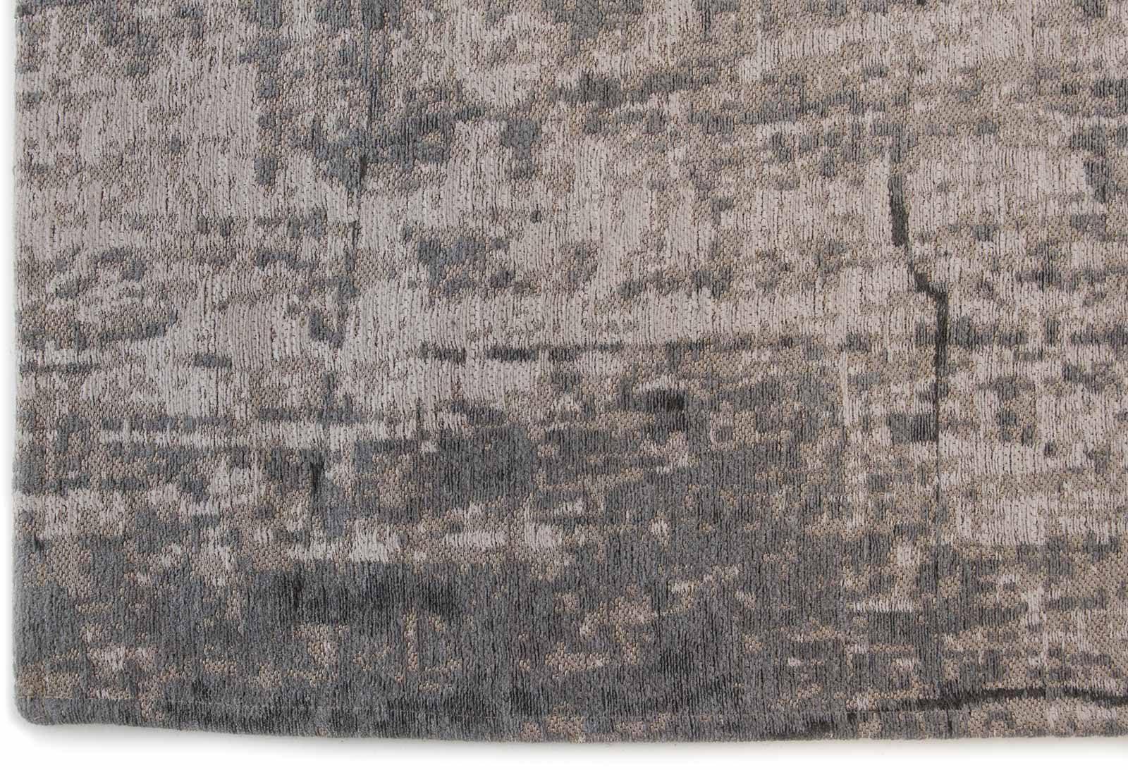 teppich Louis De Poortere LX 8420 Mad Men Griff Jersey Stone corner