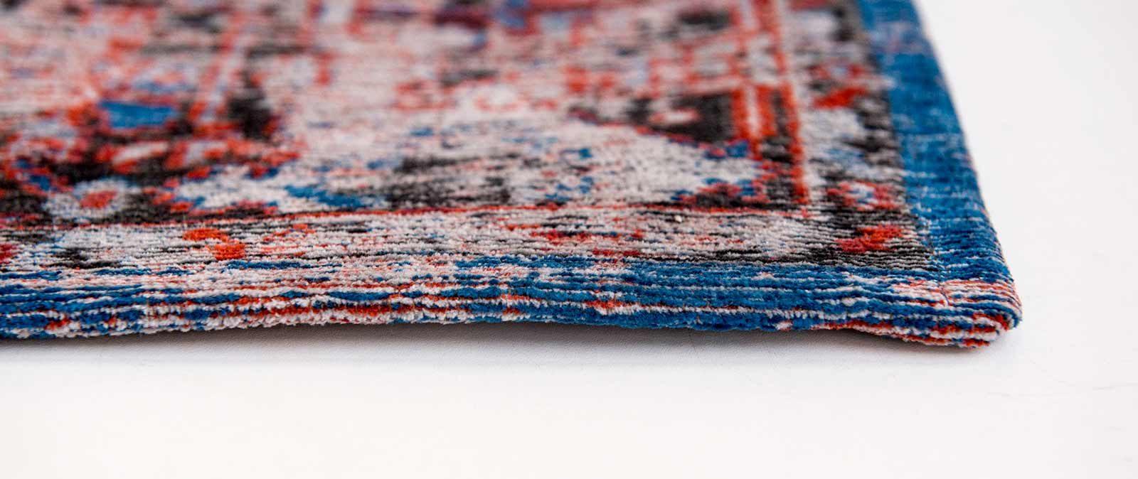 teppich Louis De Poortere LX 8703 Antiquarian Antique Heriz Classic Brick side