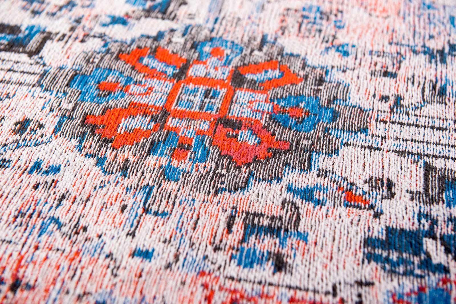 teppich Louis De Poortere LX 8703 Antiquarian Antique Heriz Classic Brick zoom 2