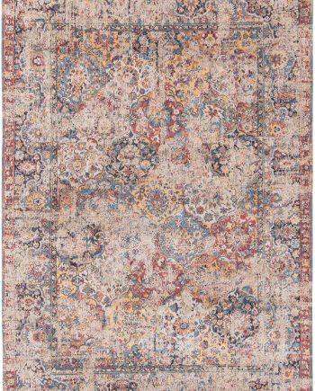 teppich Louis De Poortere LX 8713 Antiquarian Antique Bakthiari Khedive Multi