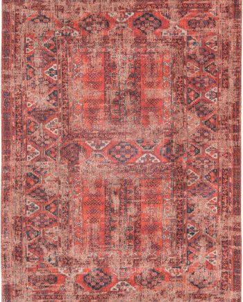 teppich Louis De Poortere LX 8719 Antiquarian Antique Hadschlu 782 Red