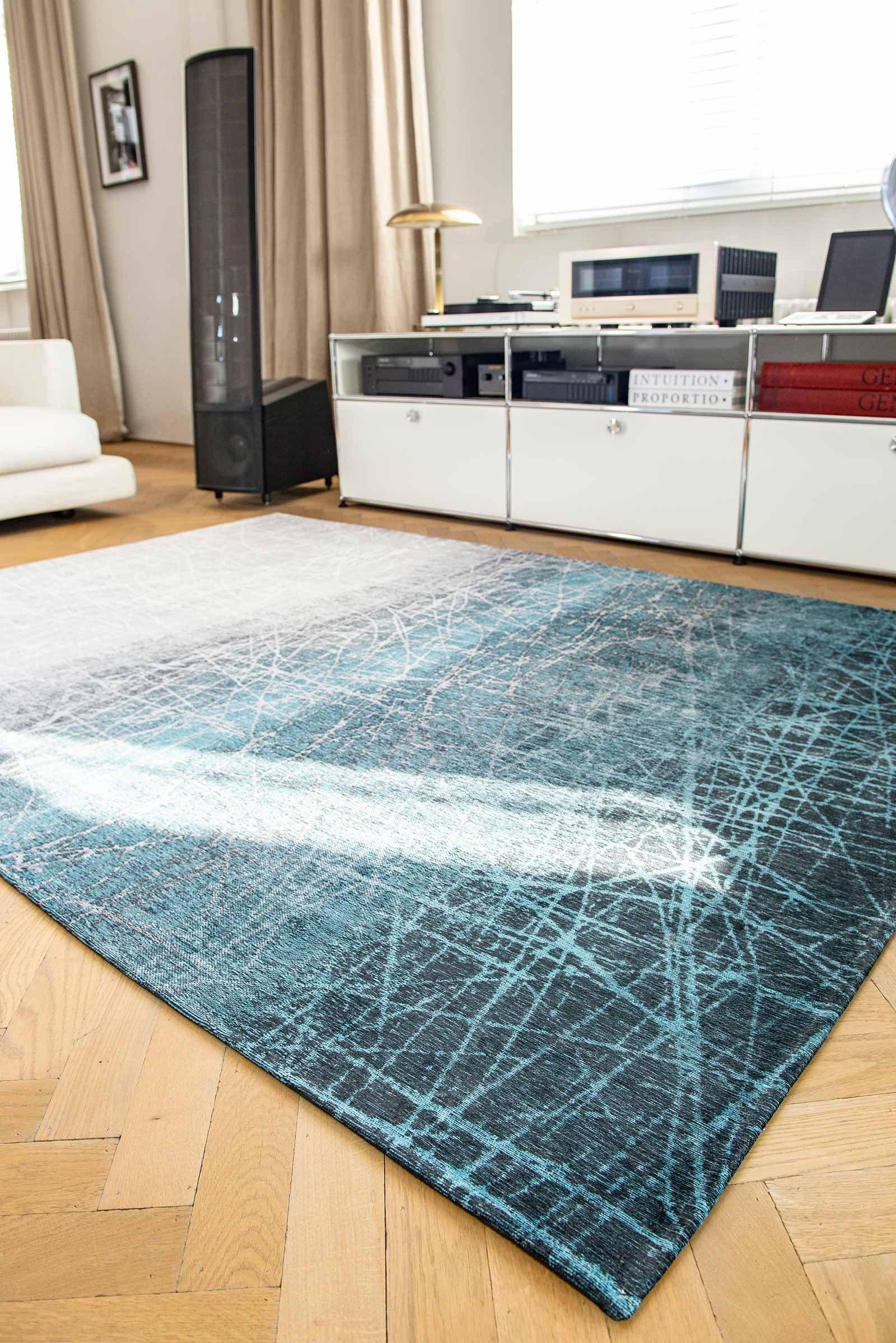 teppich Louis De Poortere LX 8877 Mad Men Fahrenheit Polar Vortex interior 4