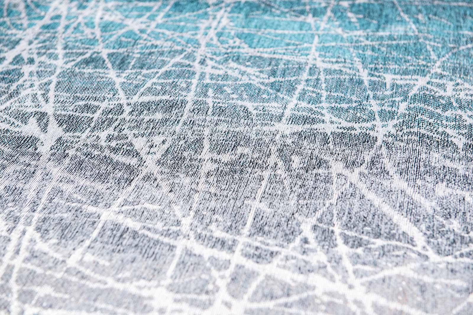 teppich Louis De Poortere LX 8877 Mad Men Fahrenheit Polar Vortex zoom