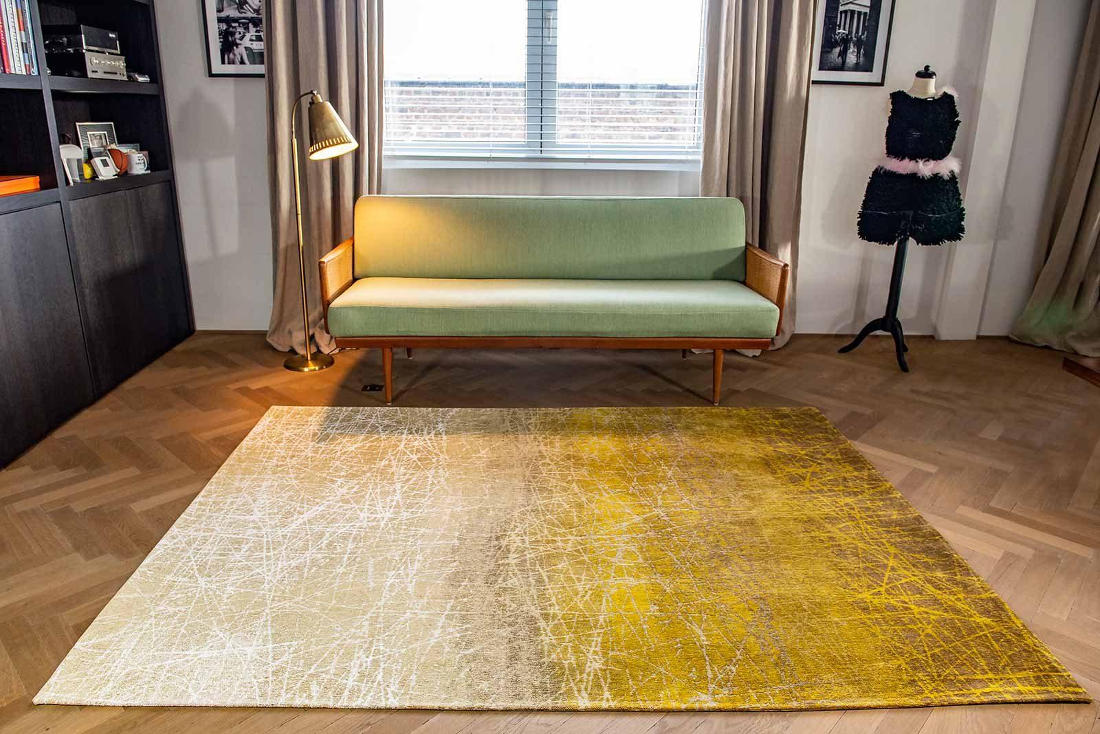 teppich Louis De Poortere LX 8879 Mad Men Fahrenheit New York Fall interior