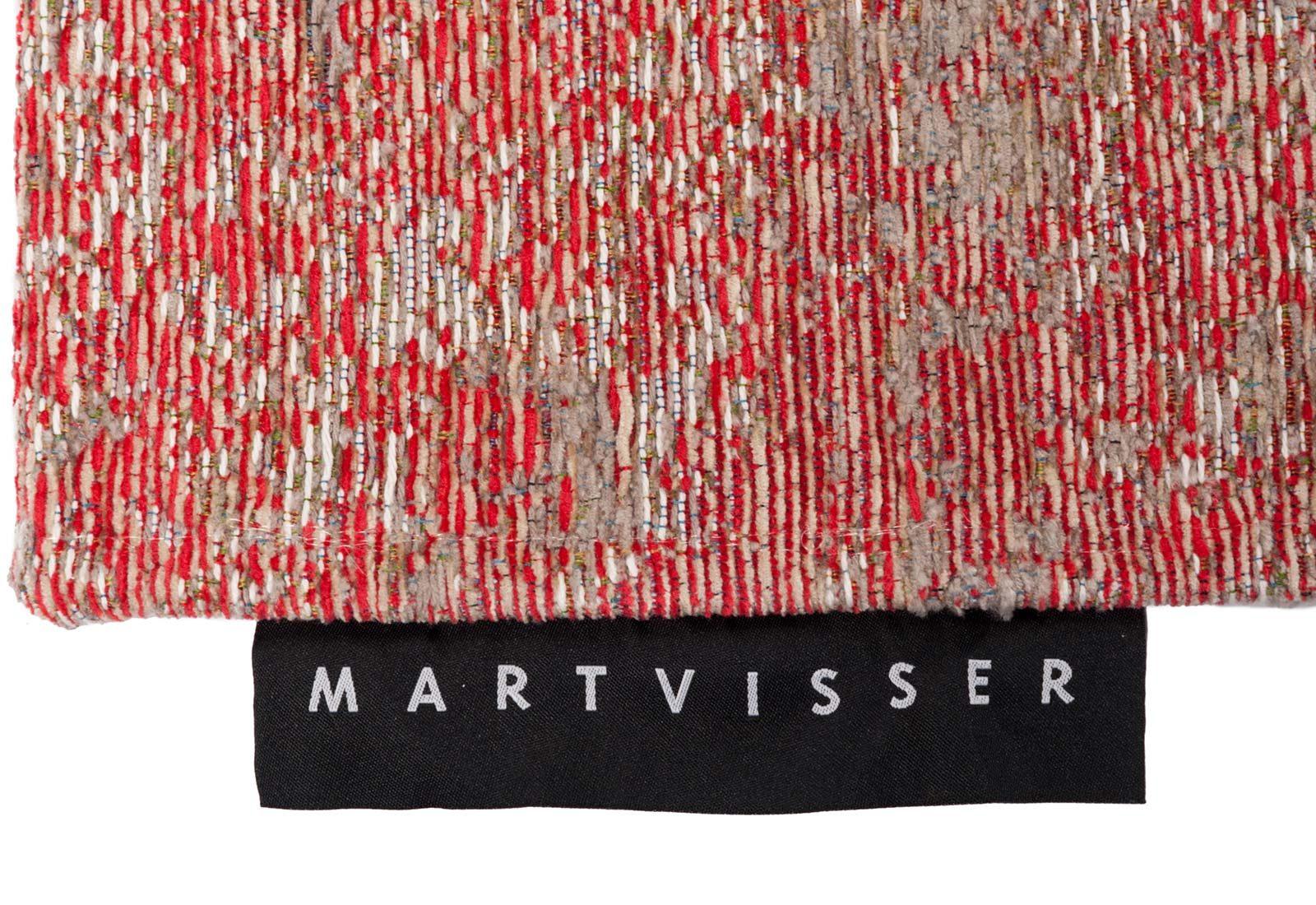 Mart Visser Cendre Coral Red 44 label