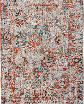 Louis De Poortere teppich LX 9128 Antiquarian Bakhtiari Galata