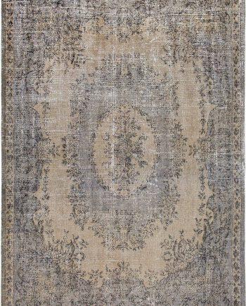 Louis De Poortere teppich LX 9138 Palazzo Da Mosta Colonna Taupe