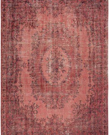 Louis De Poortere teppich LX 9141 Palazzo Da Mosta Borgia Red