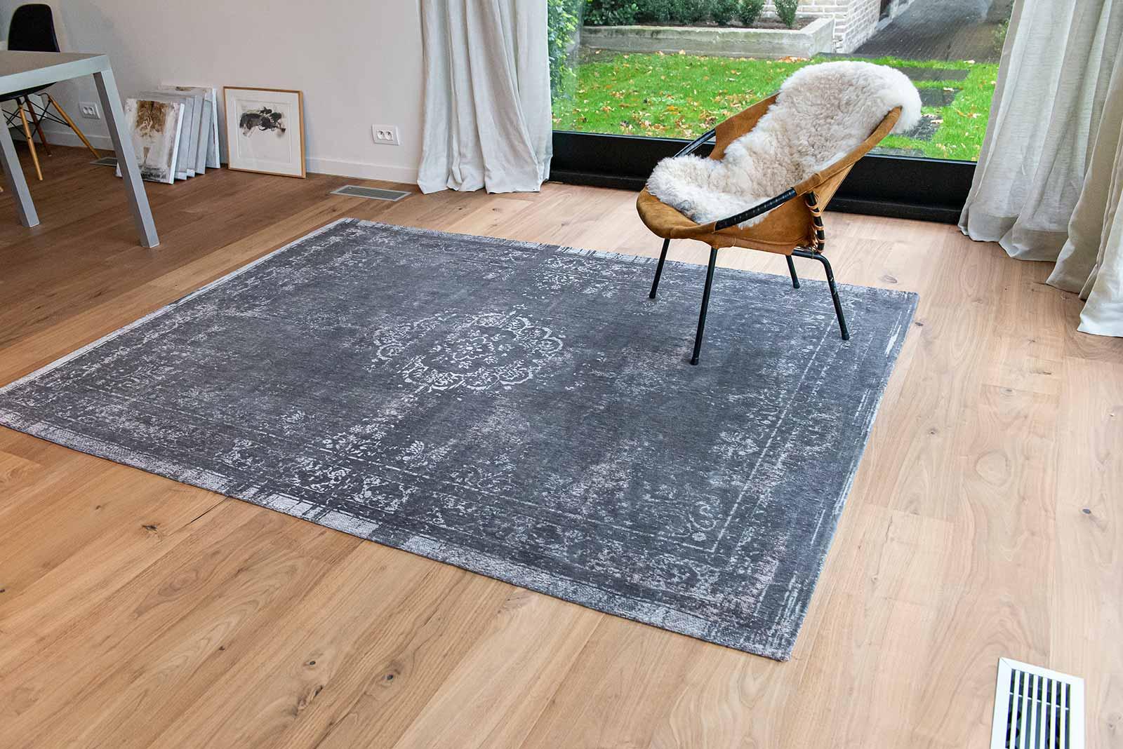Louis De Poortere teppich LX 9148 Fading World Stone interior 6