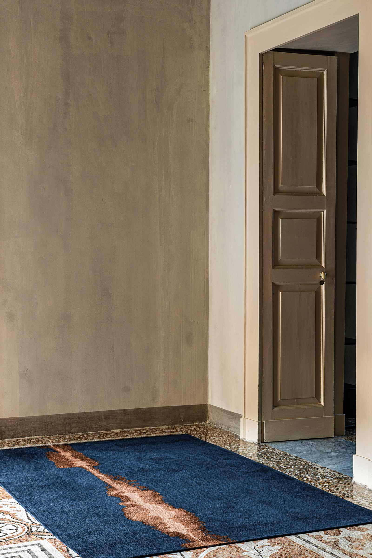 Louis De Poortere teppich Fischbacher Linares 9056 interior 1