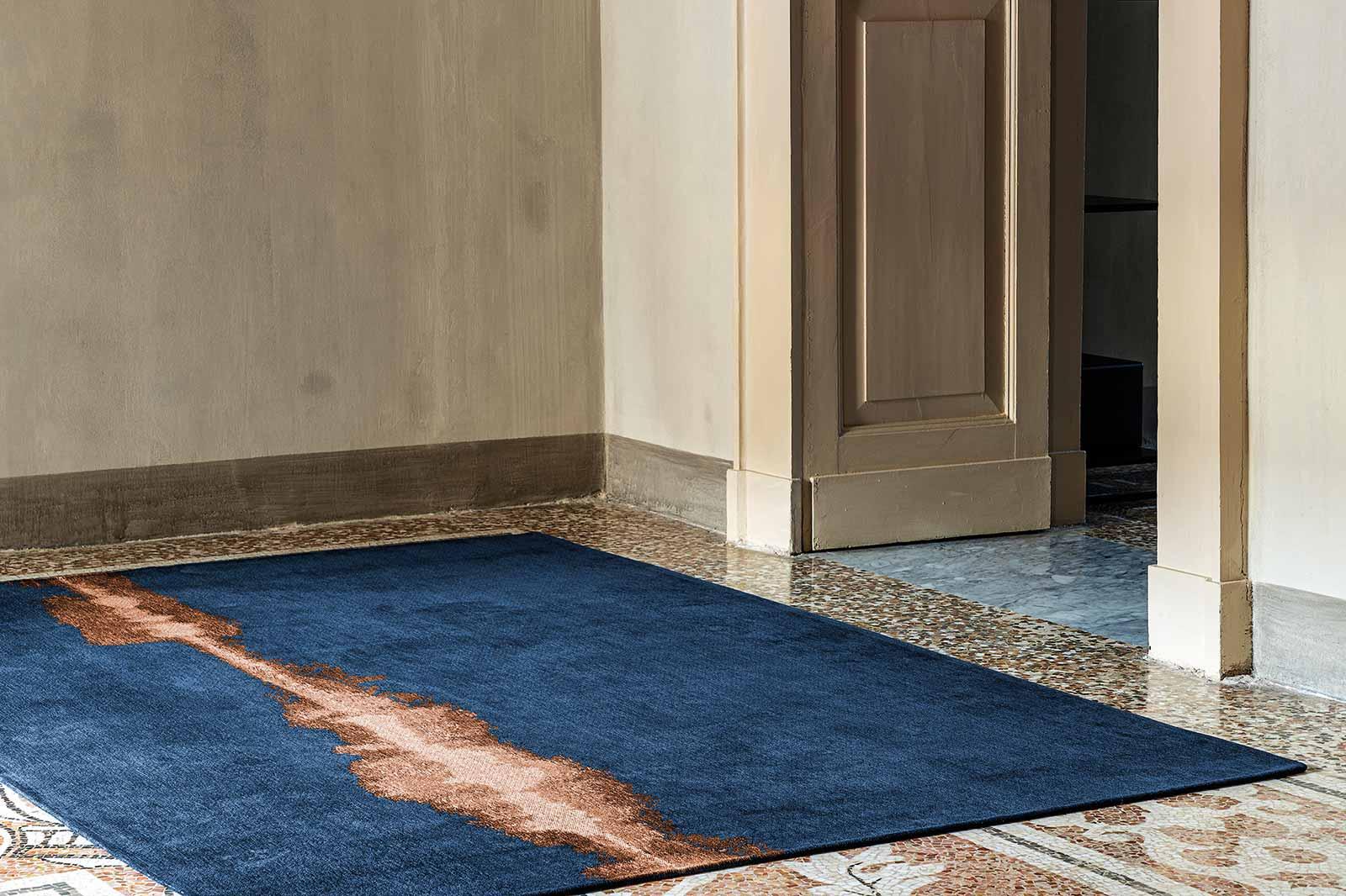 Louis De Poortere teppich Fischbacher Linares 9056 interior 2